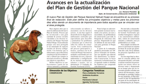 Huillín Parque Nacional Nahuel Huapi -Martin Mak ilustracion